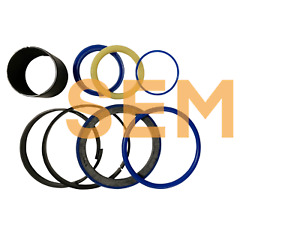 Sem 991 00167 Jcb Replacement Hydraulic Cylinder Seal Kit