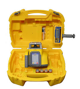 Spectra Precision Ll300n Self Leveling Laser Level With Hl450 Receiver