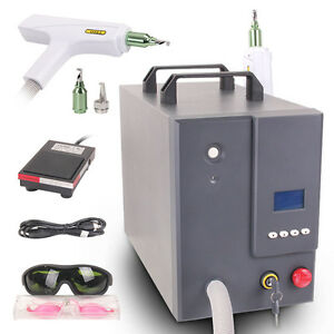 Pro Q switch Yag Laser Tattoo Eyebrow Lipline Removal Anti aging Lipolysis Ce