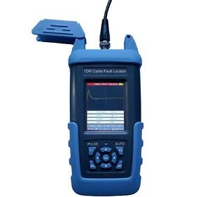 New St612 Handheld Tdr Cable Fault Locator Tester Color Screen With Usb