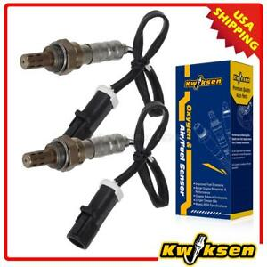 2x Upstream Downstream Oxygen Sensor 234 4610 For Ford Mustang 3 8l 96 97 98