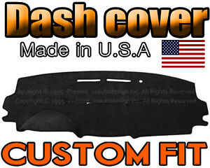 Fits 2011 2015 Toyota Venza Customized Dash Cover Pad Black
