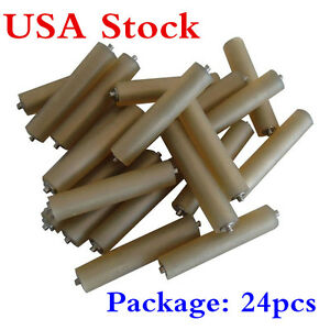 Usa 24pcs Mutoh Solvent Resistant Pinch Roller For Mutoh Valuejet 1604 1624 1638