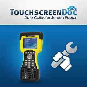 Spectra Precision Ranger X 300 500 Lcd Touch Screen Replacement Repair Service