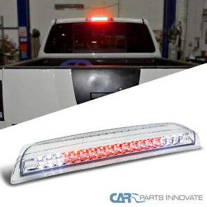 For 04 15 Nissan Titan Truck Pickup 3rd Third Brake Light Rear Tail Cargo Lamp