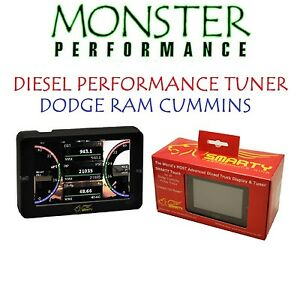 Dodge 1998 5 2012 Mads Smarty Diesel Touch Screen Tuner S2g