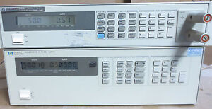 Agilent Hp 6626a Quad Variable Dc Power Supply Tested At Full Load Option 750