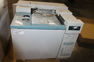 Agilent Hp 6890 G1530a Gas Chromatograph Serial Number Us00025571