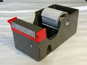 4 Inch Tape Dispenser Heavy Duty Commercial Grade 4 Wide 3 Core