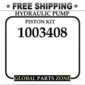 New Hydraulic Pump Piston Kit For Caterpillar 1003408 100 3408 Free Delivery