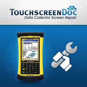 Trimble Tds Spectra Nomad Lcd Touch Screen Replacement Repair Service