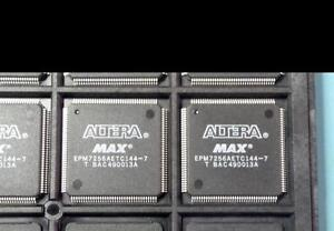 Lot Of 9 New Altera Epm7256aetc144 7 Max7000a Programmable Logic