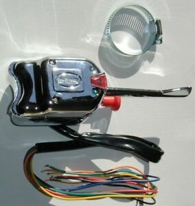 Universal Turn Signal Switch Top Quality Old Car Truck Bus Delivery Golf Cart B