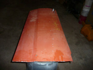 1973 1974 1975 1976 Dodge Dart Plymouth Duster Right Car Door Mopar Originalmetl