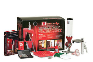 Hornady Lock-N-Load Classic Single Stage Press Kit REBATE AVAILABLE # 085003 New