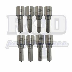 River City Diesel 6 4l Ford Powerstroke Injector Nozzles 60 Set Of 8