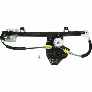 Power Window Regulator For 2002 2005 Land Rover Freelander Rear Lh