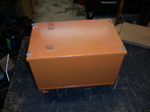 Ac Allis Chalmers Wd wd45 Diesel Battery Box New Repod