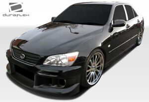 Duraflex Is300 Eg R Front Bumper Body Kit 1 Pc For Lexus Is Series 00