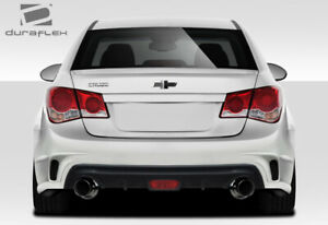 Duraflex Gt Racing Rear Bumper Cover 1 Piece For Cruze Chevrolet 11 15 Ed1