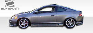 Duraflex I Spec Side Skirts Rocker Panels 2 Piece For Rsx Acura 02 06 Ed10