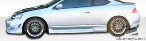 Duraflex I Spec 2 Side Skirts Rocker Panels 2 Piece For Rsx Acura 02 06 Ed
