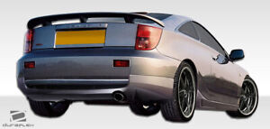 Duraflex Rm Design Side Skirts Rocker Panels 2 Piece For Celica Toyota 00 0
