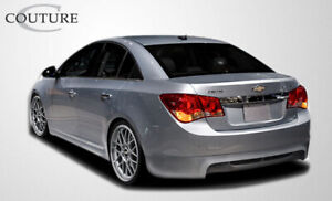 Couture Urethane Rs Look Side Skirts Rocker Panels 2 Piece For Cruze Chevro