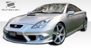 Duraflex Td3000 Side Skirts Rocker Panels 2 Piece For Celica Toyota 00 05 E