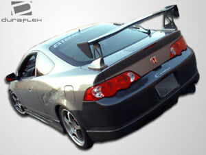 Duraflex Type M Side Skirts Body Kit Rocker Panels 2 Pc For Acura Rsx