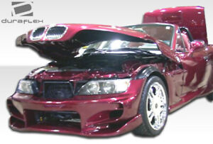 Duraflex E36 7 4 Cyl Vader Front Bumper Cover 1 Piece For Z3 Bmw 96 02 Ed1