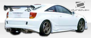 Duraflex Xtreme Side Skirts Rocker Panels 2 Piece For Celica Toyota 00 05 E