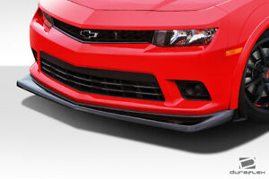 Duraflex Z28 Look Front Lip Under Air Dam Spoiler 1 Pc 14 1 For Camaro