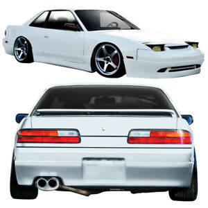 Duraflex S13 2dr Supercool Body Kit 4 Pc For Nissan 240sx 89 94 Ed109