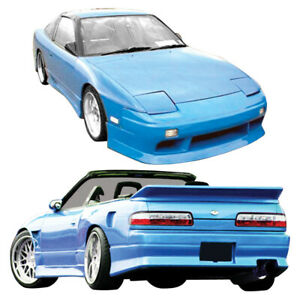Duraflex S13 Hb V Speed Body Kit 4 Pc For Nissan 240sx 89 94 Ed110737
