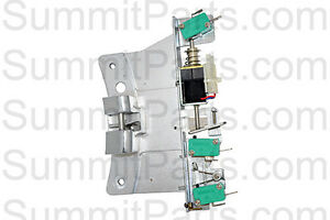 Door Lock Assy For Ipso Washer B12517701 9001885p 217 00052 00 217 00052 01