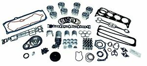 Chevy Vortec 350r 96 02 Master Engine Overhaul Kit Roller Cam Included