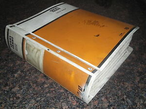 Case 310g 350 Crawler Tractor Dozer Bulldozer Service Shop Repair Manual Oem