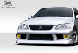 Duraflex Is300 B Sport Front Bumper Body Kit 1 Pc For Lexus Is Series