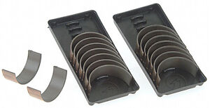 Chevy Sb Competition 010 Over Rod Bearing Set 283 327