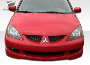Duraflex Rally Front Bumper Lip Body Kit 1 Pc For Mitsubishi Lancer 04