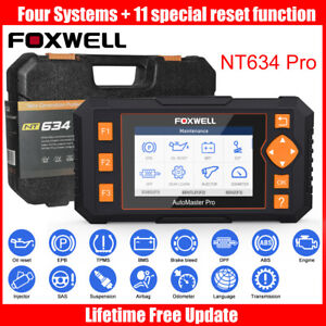 Foxwell Nt301 Obd2 Auto Code Reader Diagnostic Tool Can Live Data Detect