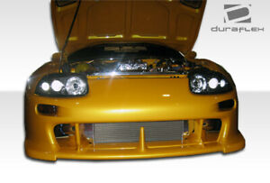 Duraflex Td3000 Wide Body Front Bumper Body Kit 1 Pc For Toyota Supra
