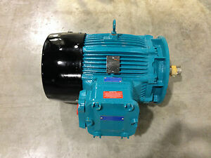 Brook Hansen Ac Motor With Gearbox