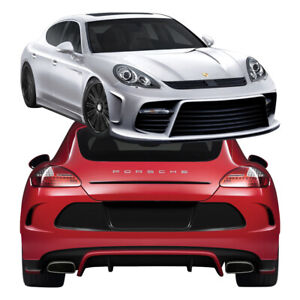 Duraflex Eros Version 4 Body Kit 4 Piece For Panamera Porsche 10 13 Ed1083