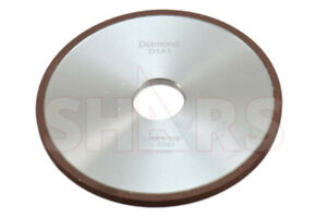 Shars 6 X 1 4 D1a1 Straight Style Diamond Wheel 100 Grit New Save 108 04