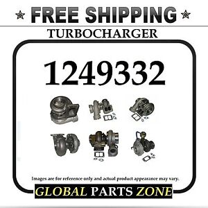 New Turbo For Caterpillar Cat 3116 3126 1249332 124 9332 322 325 Free Delivery