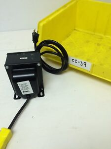 New Parallax Power Components Step Up Transformer N 1000mg 115 To 230