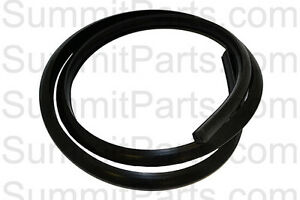 Glass Door Gasket For Td30 Wascomat Dryer 175654