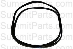 Door Gasket For Td50 Td75 Wascomat Dryers 221931